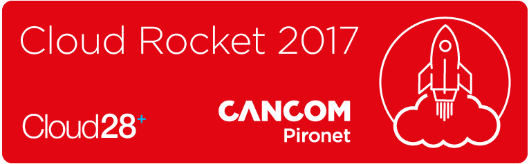 Connectoor - Gewinner des Cloud Rocket Award 2017