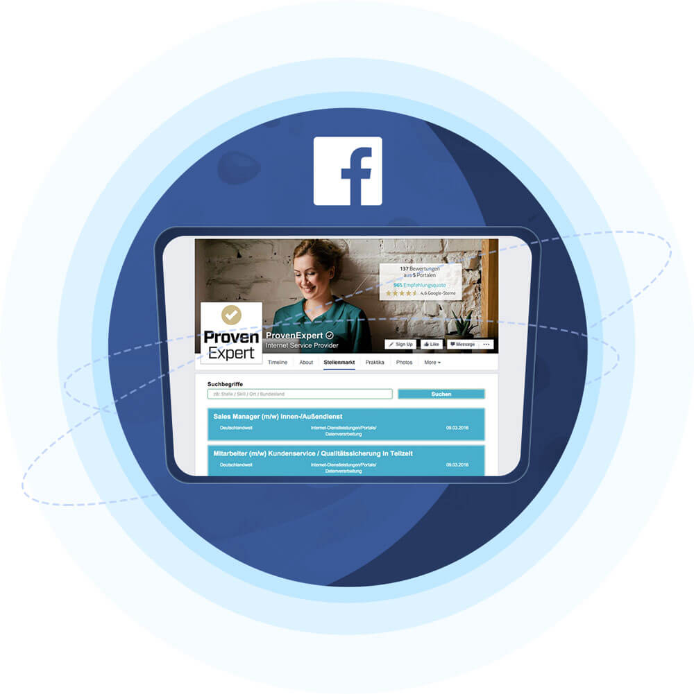 Social Recruiting mit Facebook