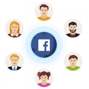 Connectoor Facebook Users