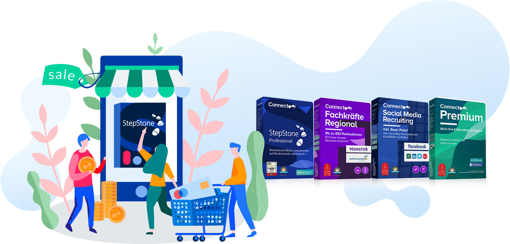Connectoor Marketplace