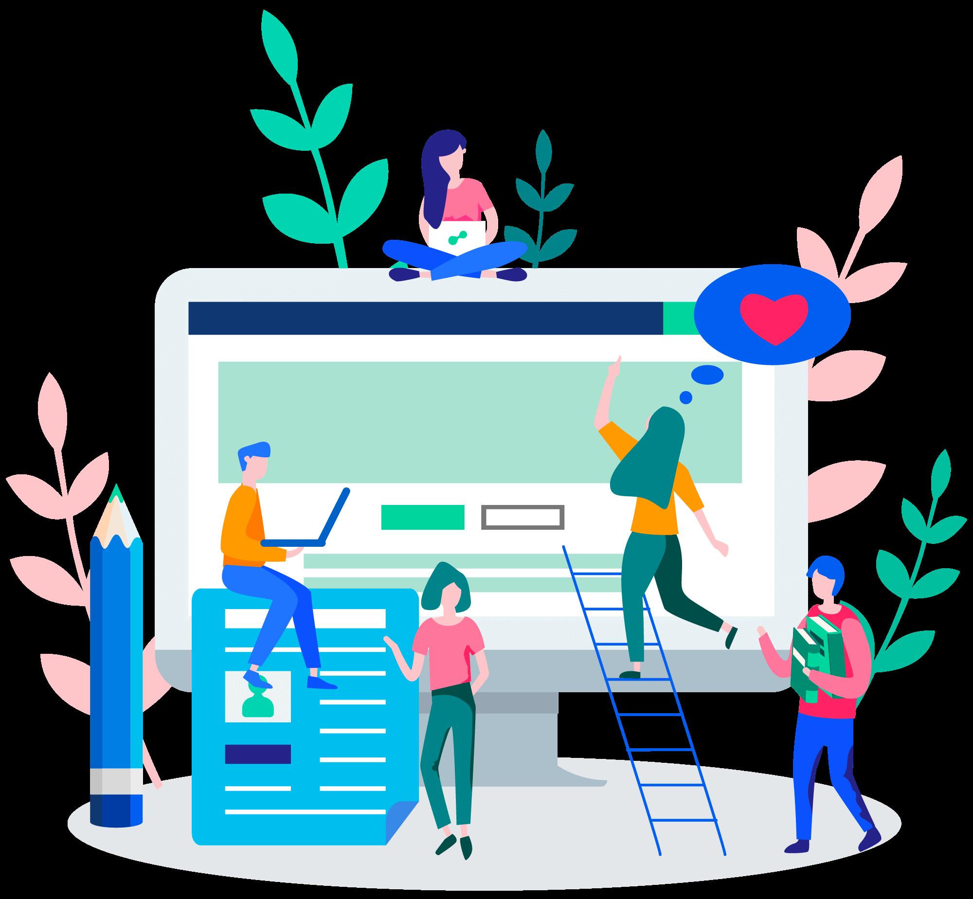 Connectoor ist Teamarbeit