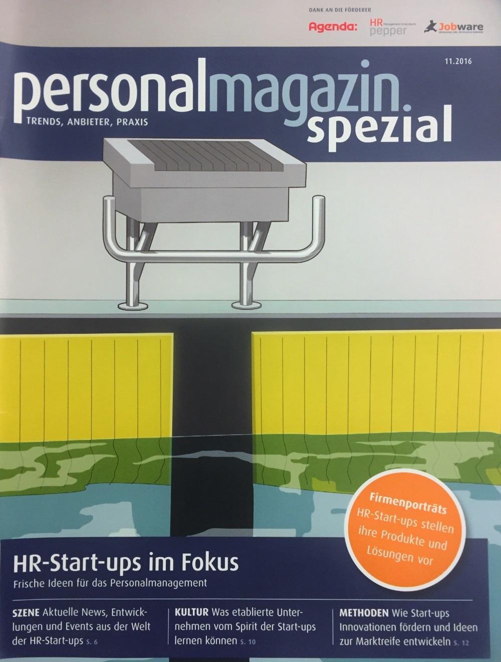 Personalmagazin-Spezial-Cover